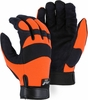 2137HO ARMOR SKIN&#153 HAWK SYNTHETIC LEATHER HI-VIS MECHANICS GLOVES