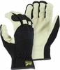 2152D BALD EAGLE PREMIUM GRAIN PIGSKIN UNLINED MECHANICS GLOVES