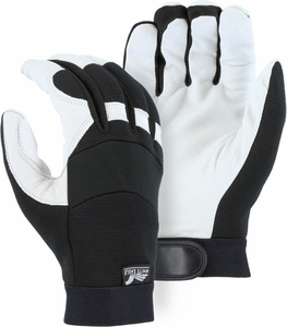 2153T WHITE EAGLE PREMIUM GRAIN GOATSKIN THINSULATE&#153 LINED MECHANICS GLOVES