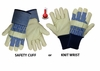 2900 - 2900KW PREMIUM PIGSKIN 140g COLD KEEP&#174 INSULATED WORK GLOVES