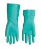 3247 UNLINED 15mil GREEN NITRILE CHEMICAL GLOVES