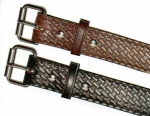 325-330 AMERICAN MADE PREMIUM HARNESS QUALITY GRAIN STEER HIDE BELTS