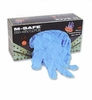 3276 BLUE NITRILE 4 MIL POWDER FREE DISPOSABLE GLOVES<br>CLOSEOUT PRICE $9.99