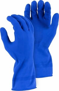 3353 FLOCK LINED 20mil LATEX GLOVES<BR>CLOSEOUT PRICE $14.99/DZ