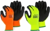3397HO & 3397HY SUMMER PENGUIN® UNLINED HI-VIS KNIT LATEX PALM COATED GLOVES