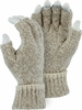 3427 UNLINED RAGG WOOL HEAVYWEIGHT 2-PLY FINGERLESS GLOVES