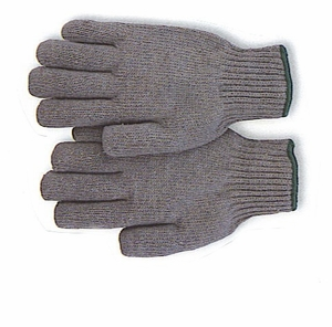 3809G-CI HEAVYWEIGHT REVERSIBLE POLY/COTTON STRING KNIT WORK GLOVES - DOZEN PACK