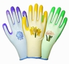 "38913 ""GARDEN TOUCH"" LADIES LATEX COATED GARDENING GLOVES<font color=""000000"">"