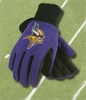 "#40 <font color=""0000ff""> SPECIALTY ITEMS</FONT COLOR> - MINNESOTA VIKINGS FOOTBALL GLOVES, BELTS"