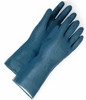 4073 LINED 31mil BLACK NEOPRENE CHEMICAL GLOVES<BR>CLOSEOUT PRICE $2.99