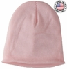 40L7176-85 FLEECE LINED LADIES CLASSIC KNIT BEANIE<BR>CLOSEOUT PRICE $5.99
