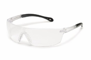 4480 GATEWAY STARLITE SQUARED&#174 CLEAR LENS SAFETY GLASSES