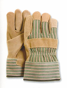 4501C-B BETTER GRADE LEATHER WORK GLOVES