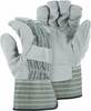 4501C  BETTER GRADE SPLIT COWHIDE LEATHER WORK GLOVES