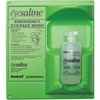 461 EYESALINE&#174 EMERGENCY EYE/FACE WASH WALLSTATION - SINGLE 32oz