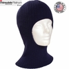 4TF0076 PREMIUM HEAVY DUTY RIBBED KNIT 100g THINSULATE&#153 PLATINUM FLEX INSULATED FACE MASK