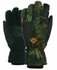 66220 HIGHLAND TIMBER&#153 CAMO SPORT FLEECE & OXFORD GLOVES