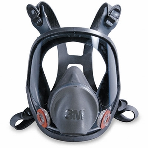 6000 SERIES 3M&#153 REUSABLE FULL FACEPIECE RESPIRATOR