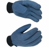 800 THERMAL FOAM LINED BLUE CHORE GLOVES