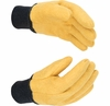 816 YELLOW CHORE GLOVES 16oz WEIGHT