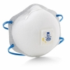 8271 P95 3M&#153 PARTICULATE RESPIRATOR w/COOL FLOW&#153 EXHALE VALVE