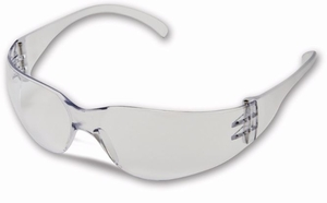 85-1000CRA CROSSWIND CLEAR ANTI-FOG LENS SAFETY GLASSES