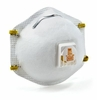 "8511 N95 3M&#153; PARTICULATE RESPIRATOR WITH EXHALE VALVE<font color=""000000"">"