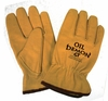 8586K OIL DEMON GT&#153 ANSI CUT LEVEL 3-OIL RESISTANT GOATSKIN WORK GLOVES - BULK