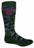 877 HUNTWORTH&#174 MERINO WOOL BLEND CAMO SOCKS<br>ADULT MENS & LADIES