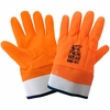 880-SC FROGWEAR&#174 FOAM LINED DOUBLE DIPPED PVC ROUGH FINISH GLOVES