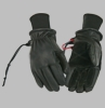 900MAX PREMIUM HEAVY DUTY BLACK PIGSKIN HEATKEEP&#174 LINED SKI GLOVES<BR>BULK 6 PACKS