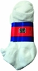 90M MENS SPORT 1/4 SOCKS<br>BY THE CASE