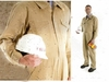 93740 FLAP CHEST COVERALL
