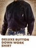 95710 DELUXE BUTTON DOWN WORK SHIRT
