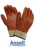 23-173 ANSELL WINTER MONKEY GRIP&#174 ROUGH FINISH PVC GLOVES