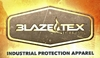 "<font color=""0000ff"">BLAZE-TEX&#153</font color> FLAME RETARDANT INDUSTRIAL PROTECTION APPAREL"