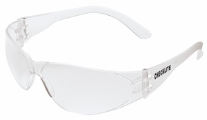 CL110 CHECKLITE&#174 CLEAR LENS SAFETY GLASSES