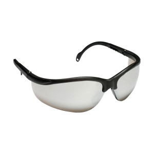 EKB70S BOXER&#153 SILVER MIRROR SAFETY GLASSES<BR>CLOSEOUT PRICE $2.99!