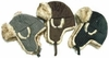 H-87 FAUX FUR ALASKAN TRAPPER HATS<BR>CLOSEOUT PRICE $9.99
