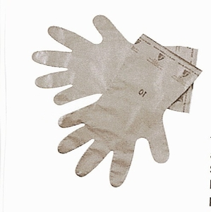 "HM3719  SILVER SHIELD&#174 TOXIC SAFETY GLOVES/GLOVE LINERS<font color=""000000"">"