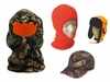 HUNTING HATS, MASKS & CAPS