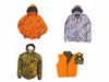 HUNTING JACKETS, VESTS & SWEATSHIRTS