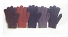 "K-623 LADIES 9"" ACRYLIC STRETCH KNIT GLOVES<BR>CLOSEOUT PRICE $1.49"