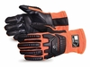 "MXVSBFR CLUTCH GEAR&#174 IMPACT & FLAME RESISTANT ARC-FLASH GLOVES<font color=""000000"">"