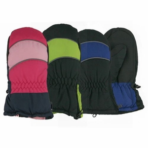 87143 TODDLER THINSULATE&#153 LINED SKI MITTENS