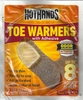 TT-1 TOE WARMERS w/ADHESIVE<BR>CLOSEOUT DATE PRICED!