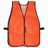 V100 BASIC BLAZE ORANGE SAFETY/HUNTING VEST