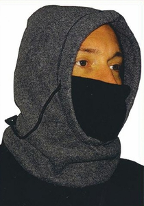 POLAREX&#174 EXTREME<BR>6-IN-1 FLEECE HOOD<br>W/FLOOR DISPLAY<br>W-PEX-DSP