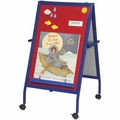 Magnetic Story Book Easel