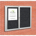 Sentinel Outdoor Enclosed Bulletin Boards